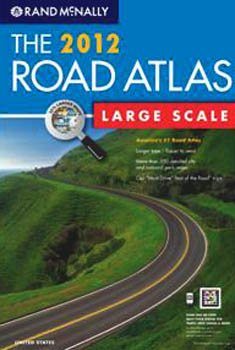 Rand McNally Large Scale 2012 Road Atlas (Rand McNally Large Scale Road Atlas U. S. A.)