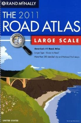 Large Scale Road Atlas (Rand Mcnally Large Scale Road Atlas USA)