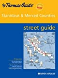 Thomas Guide 2003 Street Stanislaus & Merced Counties
