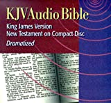 Audio Bible New Testament - book cover picture