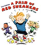 A Pair of Red Sneakers - book cover picture
