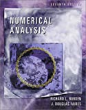 Numerical Analysis by Richard L. Burden, J. Douglas Faires