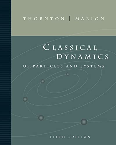 PDF Classical Dynamics of Particles and Systems