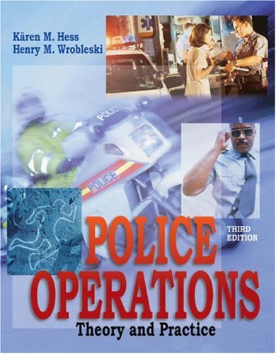 policing practices and operations 2 essay The public demands police to be held to the highest ethical standards learn how to promote ethics and how police can make better ethical decisions  a reality and that it may not be enough just to be able to justify our actions if they cause the public to question police practices and tactics seriously.