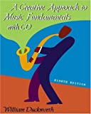 A Creative Approach to Music Fundamentals (with CD-ROM) - book cover picture