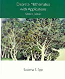 Discrete Mathematics With Applications (Mathematics) - book cover picture