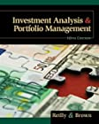 Investment Analysis and Portfolio Management (with Thomson ONE - Business School Edition and...