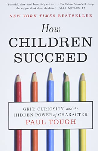 626. How Children Succeed: Grit, Curiosity, and the Hidden Power of Character