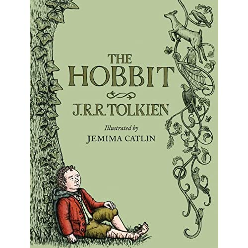 Hobbit: Illustrated Edition