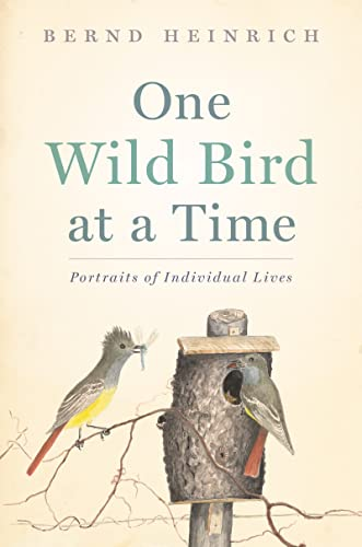 One Wild Bird at a Time: Portraits of Individual Lives - Bernd Heinrich
