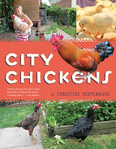 City Chickens [Paperback]