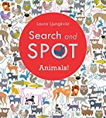 Search and Spot Animals by Laura Ljungkvist