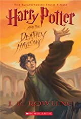 Harry Potter and the Deathly Hallows (Book 7) de J.K. Rowling, Edición en Inglés