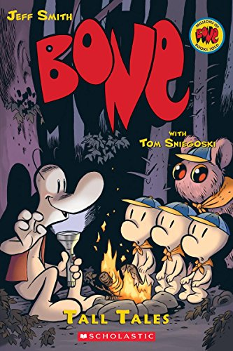 Bone: Tall Tales cover
