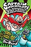 bookcover of Captain Underpants by Dav Pilkey