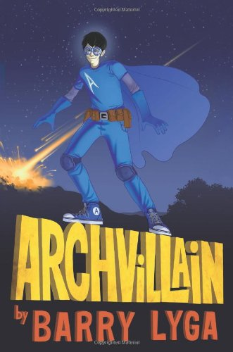 Archvillain cover
