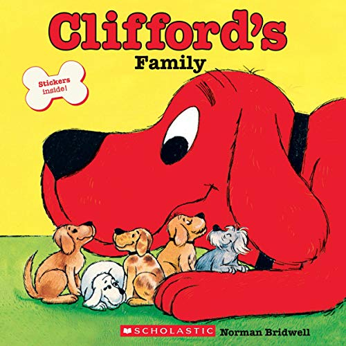 Clifford's Family (Clifford 8x8)