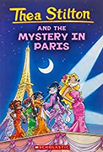 Thea Stilton and the Mystery in Paris