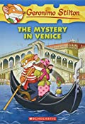 The Mystery in Venice by Elisabetta Dami as Geronimo Stilton