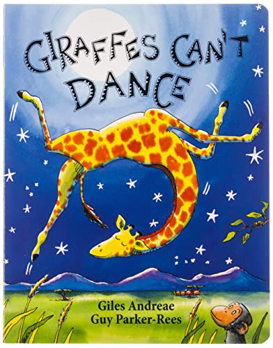 Read Now Giraffes Can't Dance