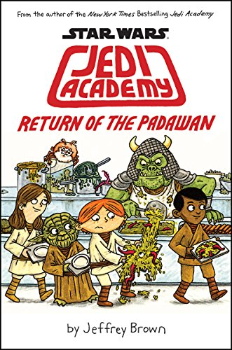 Star Wars: Jedi Academy, Return of the Padawan (Book 2) - Jeffrey Brown