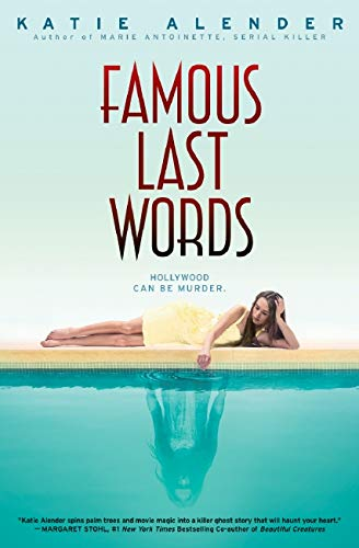 Famous Last Words cover