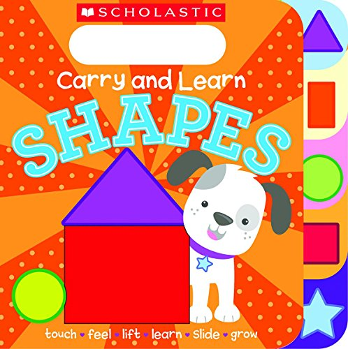 Carry and learn shapes / illustrated by Sarah Ward.