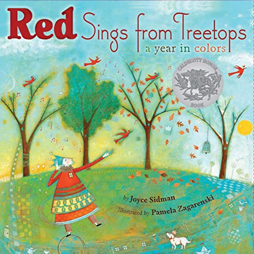 [Red Sings from Treetops: A Year in Colors]