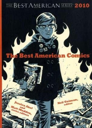 The Best American Comics 2010 (The Best American Series (R))