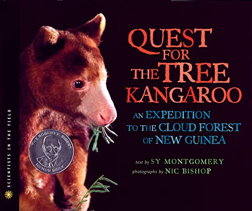[Quest for the Tree Kangaroo: An Expedition to the Cloud Forest of New Guinea]