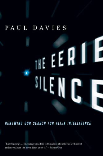 The Eerie Silence, by Davies, P.