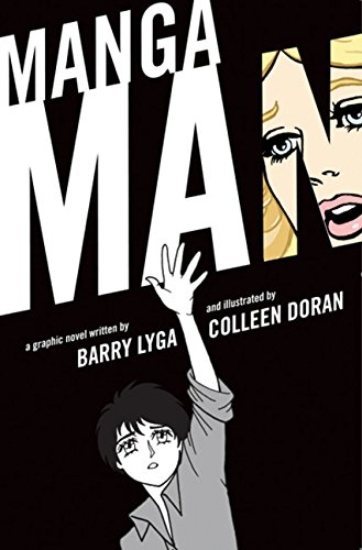 Mangaman cover