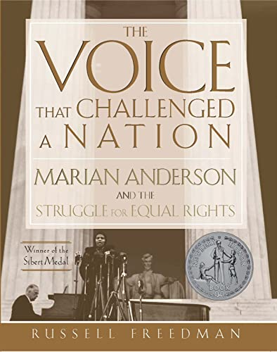 [The Voice that Challenged a Nation: Marian Anderson and the Struggle for Equal Rights]