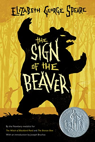 [The Sign of the Beaver]