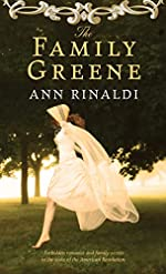 The Family Greene by Ann Rinaldi