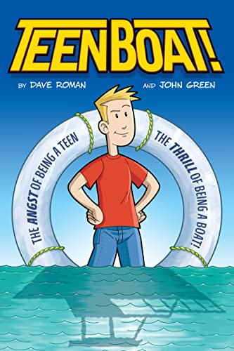 Teen Boat! cover