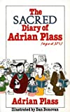 Sacred Diary of Adrian Plass Aged 37 3/4 - book cover picture