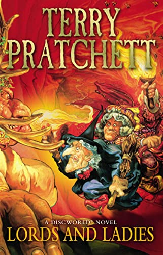 LORDS AND LADIES : A Novel of Discworld #14