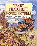 Moving Pictures (Discworld Novels (Audio)) - book cover picture