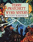 Wyrd Sisters - book cover picture