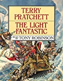 The Light Fantastic (Discworld Novels (Audio)) - book cover picture