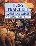Lords and Ladies (Discworld Novels (Audio)) - book cover picture