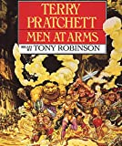 Men at Arms (Discworld Novels (Audio)) - book cover picture