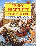 Interesting Times (Discworld Novels (Audio)) - book cover picture