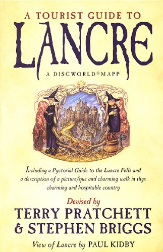 A Tourist Guide to Lancre: A Discworld Mapp (Discworld Series)