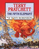 The Fifth Elephant - book cover picture