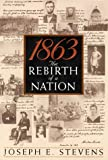 1863 : The Rebirth of a Nation - book cover picture