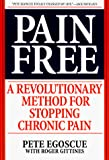 Pain Free : A Revolutionary Method For Stopping Chronic Pain - book cover picture