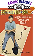 Encyclopedia Brown and the Case of the Treasure Hunt by  Donald J. Sobol, William Morrow (Illustrator) (Paperback)