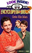 Encyclopedia Brown Gets His Man, No 4 by  Donald J. Sobol, Leonard W. Shortall (Illustrator) (Paperback)